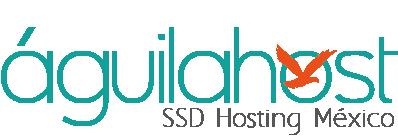 logotipo aguillahost