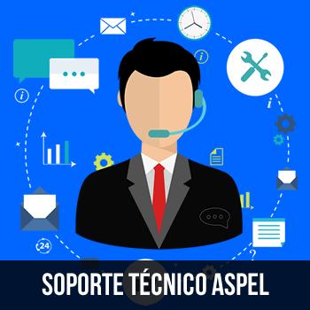 contrata soporte tecnico aspel