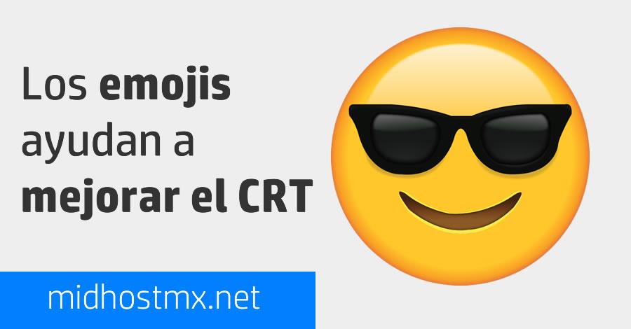 emojis ayudan mejorar crt posicionamiento