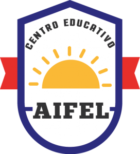 logotipo centro educativo aifel
