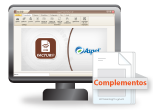 facturacion electronica aspel facture merida mexico variedad complementos