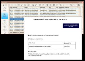 facturacion electronica merida mexico aspel facture estatus cancelacion