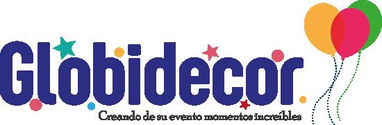 logotipo globidecor merida yucatan mexico
