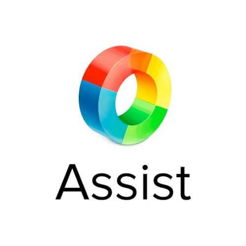 logo zoho assist soporte remoto aspel